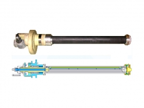 Протяженные магнетроны с вращающимся цилиндрическим катодом