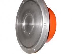 Сбалансированные и несбалансированные круглые магнетроны с фланцевым креплением